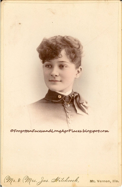 Mystery Monday 1886 Girl From Jefferson County Il Who