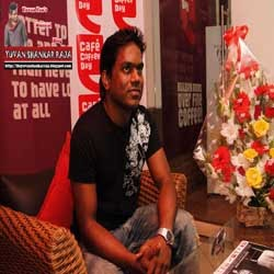 Yuvan Shankar Raja in Concert Events