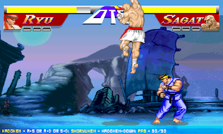 Street Fighter 2, Fight against several enemies in this cool game, street fighter 2!