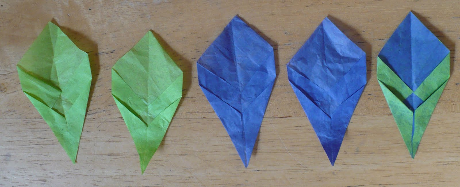 The enchanted tree folded paper dragonflies for the wings youll need four pieces of tissue paper folded into the checkered fold i like to use two different colors for the top and bottom wings jeuxipadfo Image collections