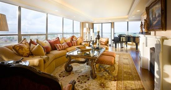 Top 12 id es de design d 39 int rieur de luxe pour le salon - Salon d interieur ...