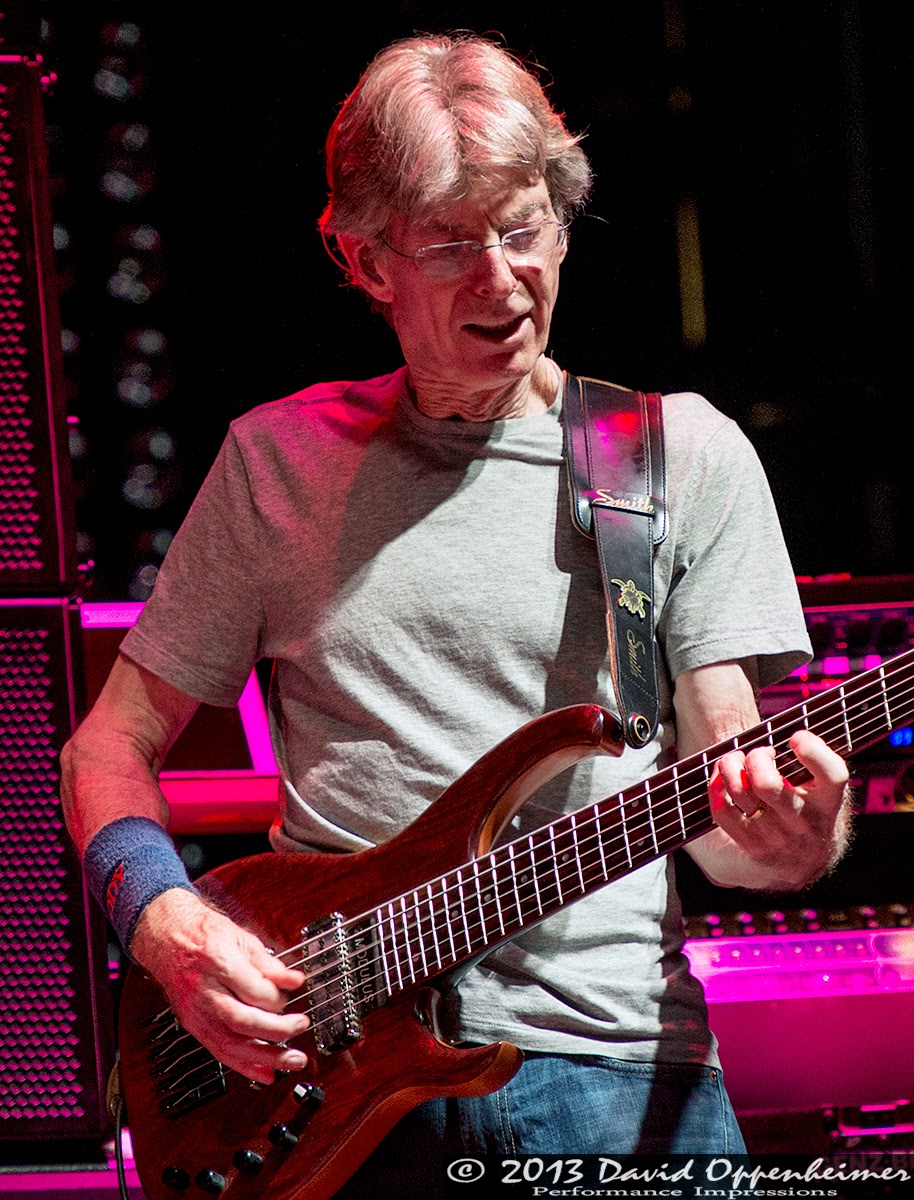 Phil Lesh with Furthur
