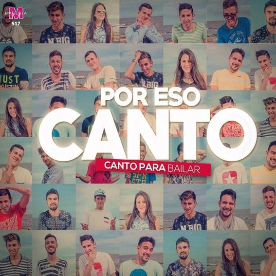 Canto Para Bailar - Por Eso Canto (2015)