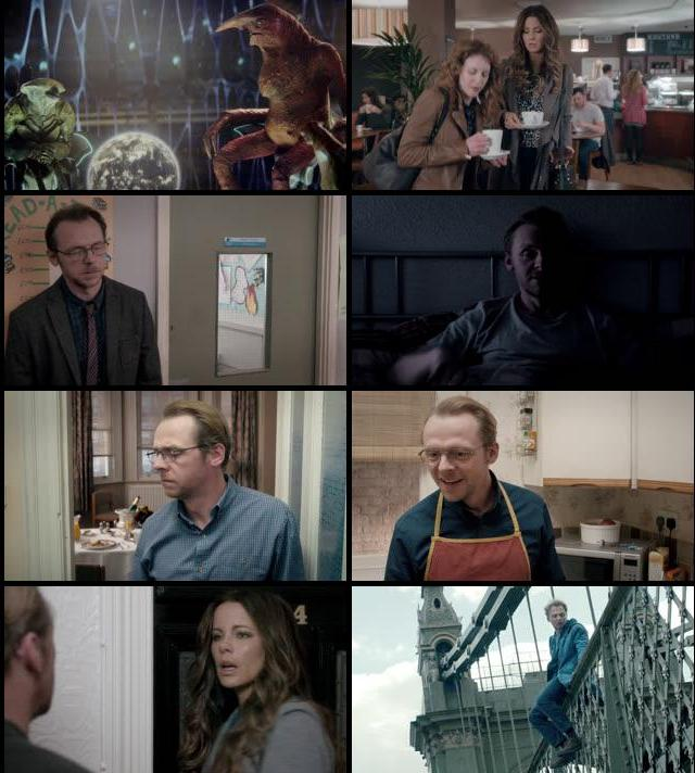 Absolutely Anything 2015 English 720p BRRip
