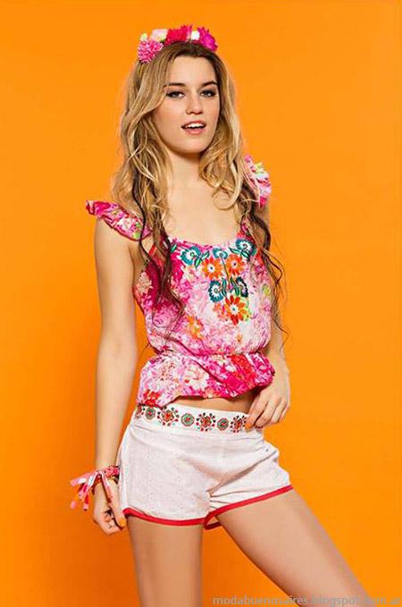 Moda Shorts verano 2015 Shopya ropa de mujer.