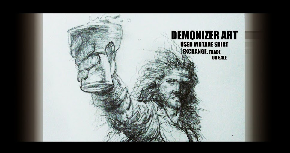 Demonizer Art