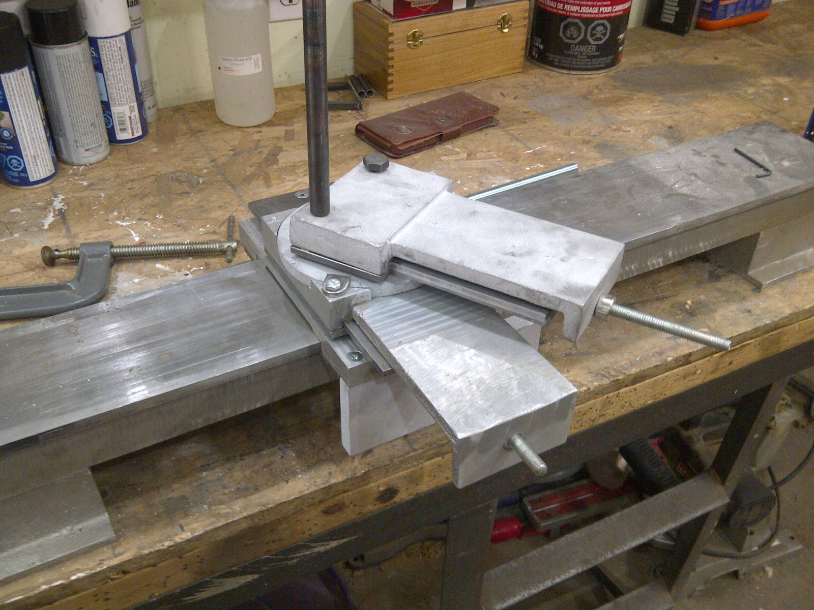 Metal Projects To Build : Another day project building my own gingery metal