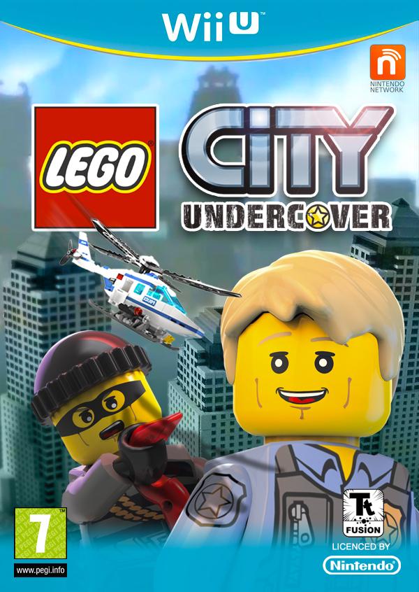 Lego Wii U Games : Lego city undercover wii u car interior design