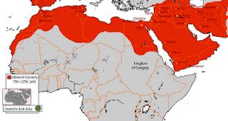 Peta Perkembangan Islam Periode Klasik Khalifah Bani Abbasiyah