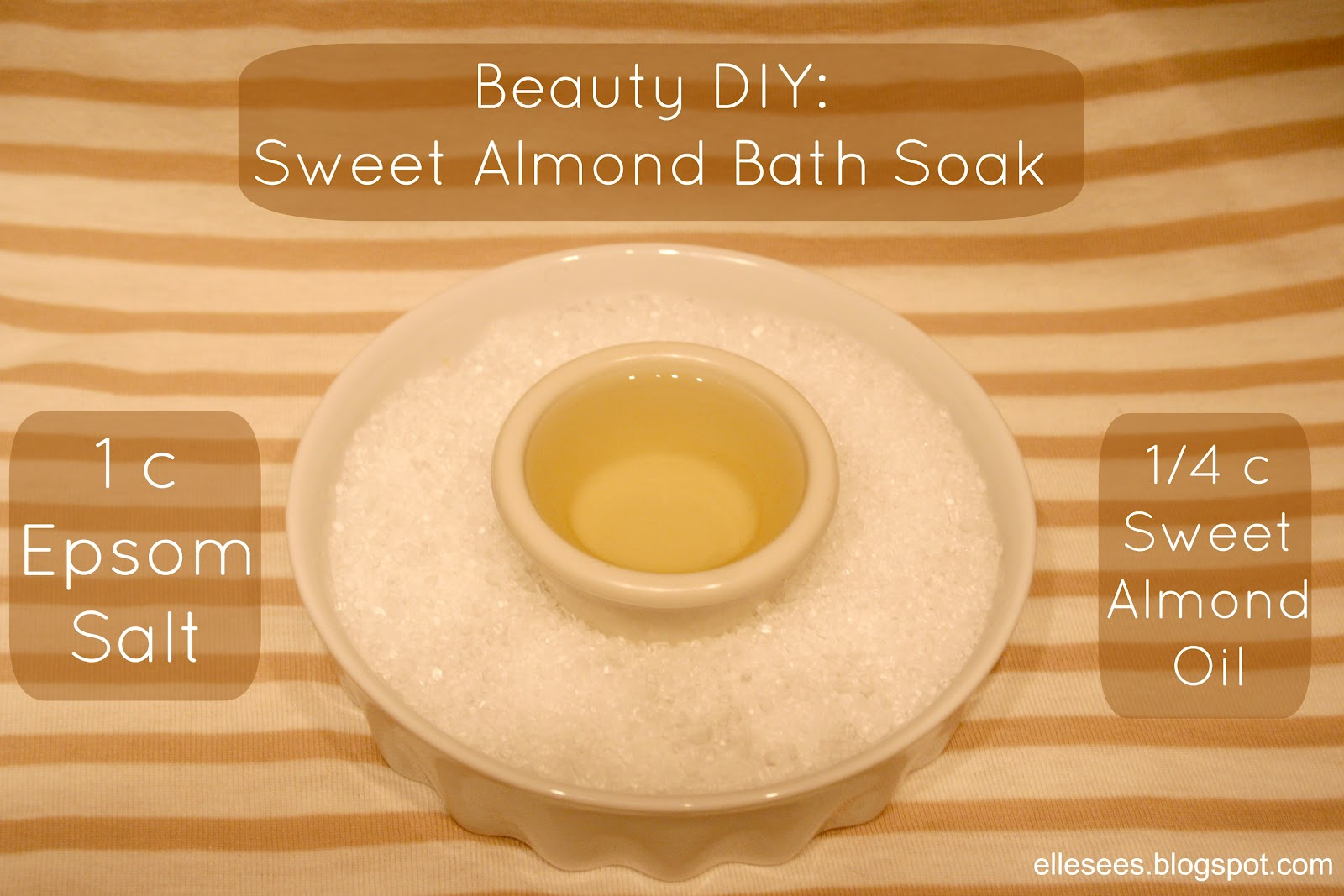 Almond Oil Almond oil is wonderful for