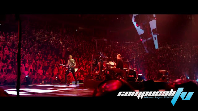 Metallica Through The Never 1080p HD