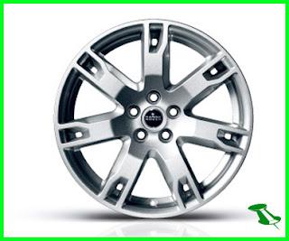 Land Rover Range Rover Evoque Wheels