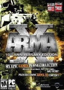 ArmA X: 10th Anniversary Edition (PC)