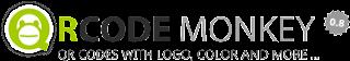 QR Code Monkey Logo