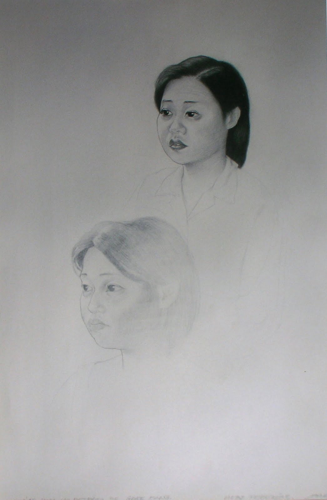 Retrato de Grace Kan.