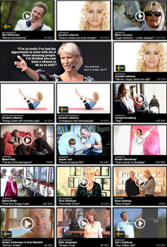 CHECK OUT ZENTV'S ONLINE WORKSHOPS