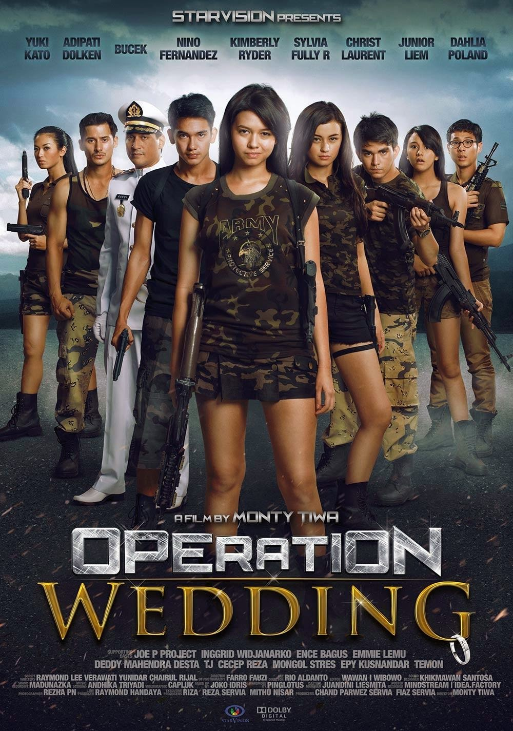 Operation Wedding (2013) DVDRip Full Movie