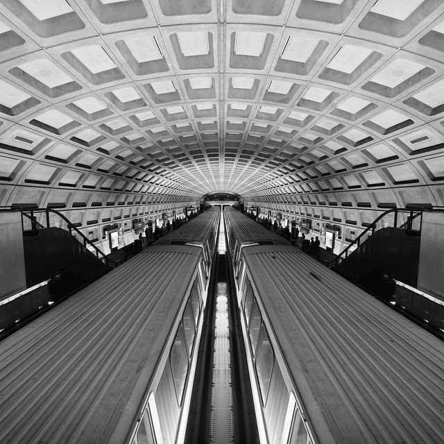 Black and White Street iPhoneography by Jason Peterson