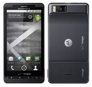 Android 2.2 firmware update for Motorola DROID X available for download
