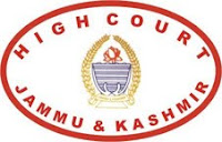 High Court of Jammu & Kashmir, high court, Jammu & Kashmir, 10th, jammu and kashmir logo
