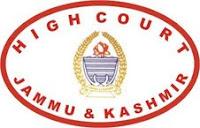 High Court of Jammu & Kashmir, high court, Jammu & Kashmir, 10th, jammu and kashmir logo