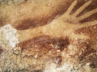 Pinturas en cavernas asiaticas de mas de 30.000 años