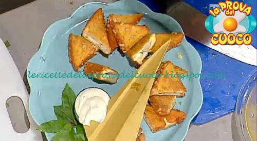 Tramezzini di pollo ricetta Barzetti da Prova del Cuoco