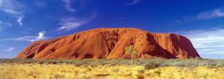Uluru atau Ayers Rock