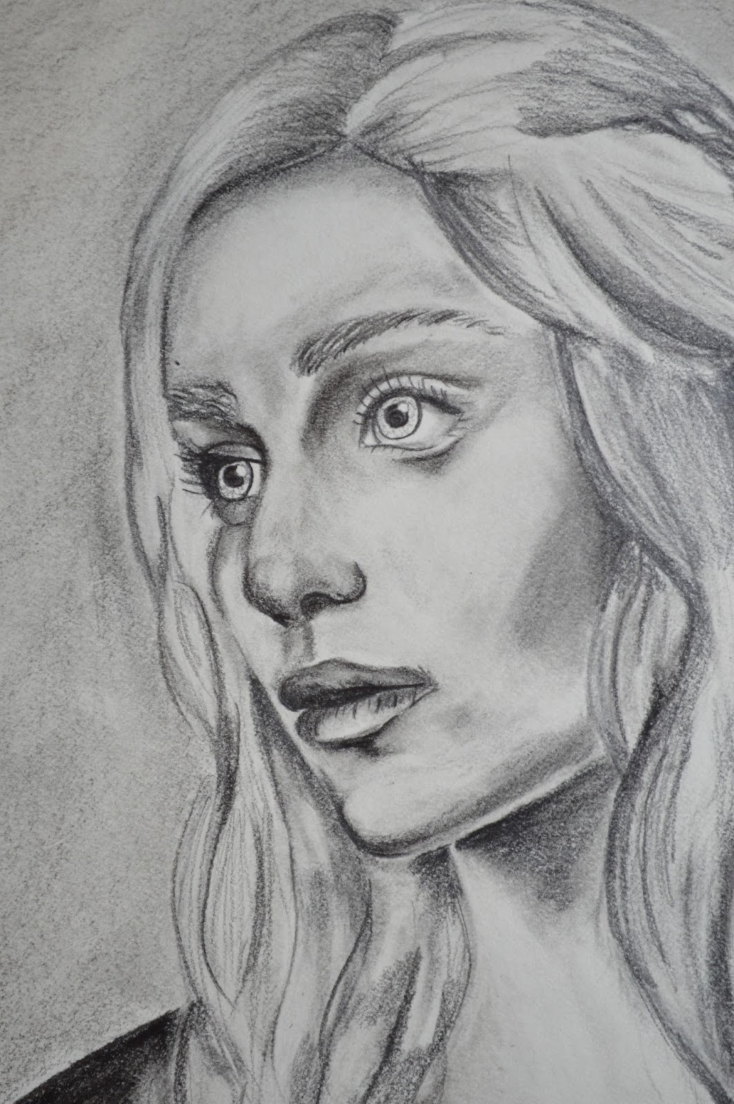 See Molly Create Game Of Thrones Drawing Tutorial