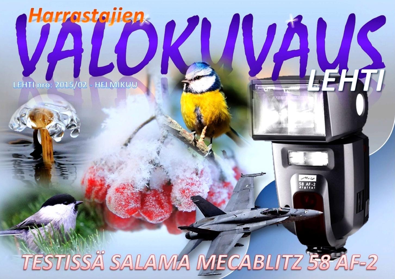 VALOKUVAUS-LEHTI 2015/02
