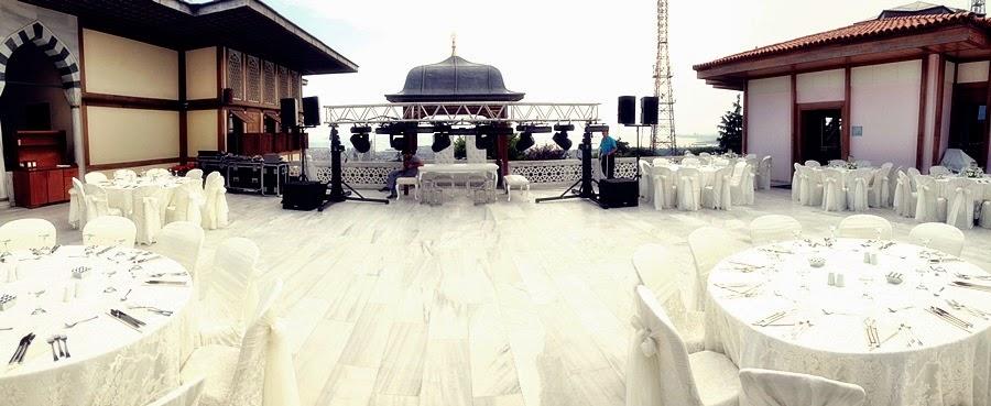 Küçük Çamlıca Köşkleri / DJ Serhat Serdaroğlu / Düğün DJ