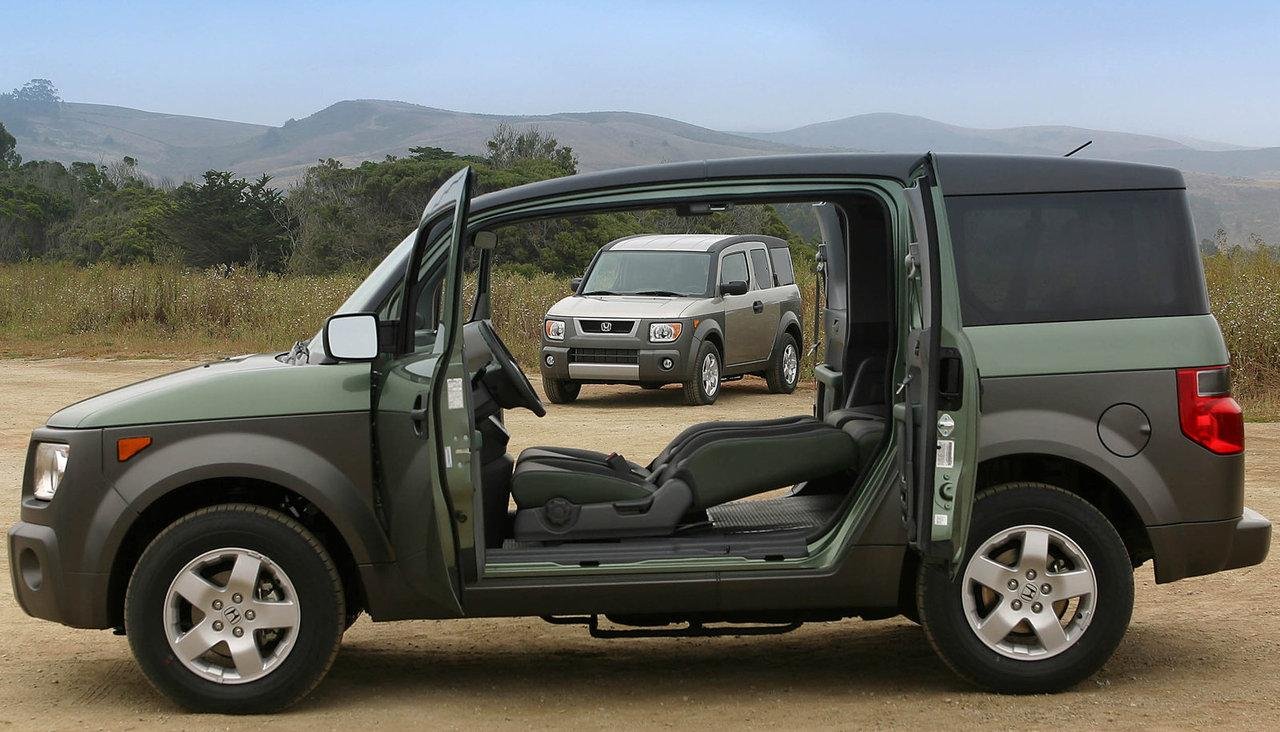 Catalytic Converter Theft Warning Issued For Honda Element Owners (Atlanta)