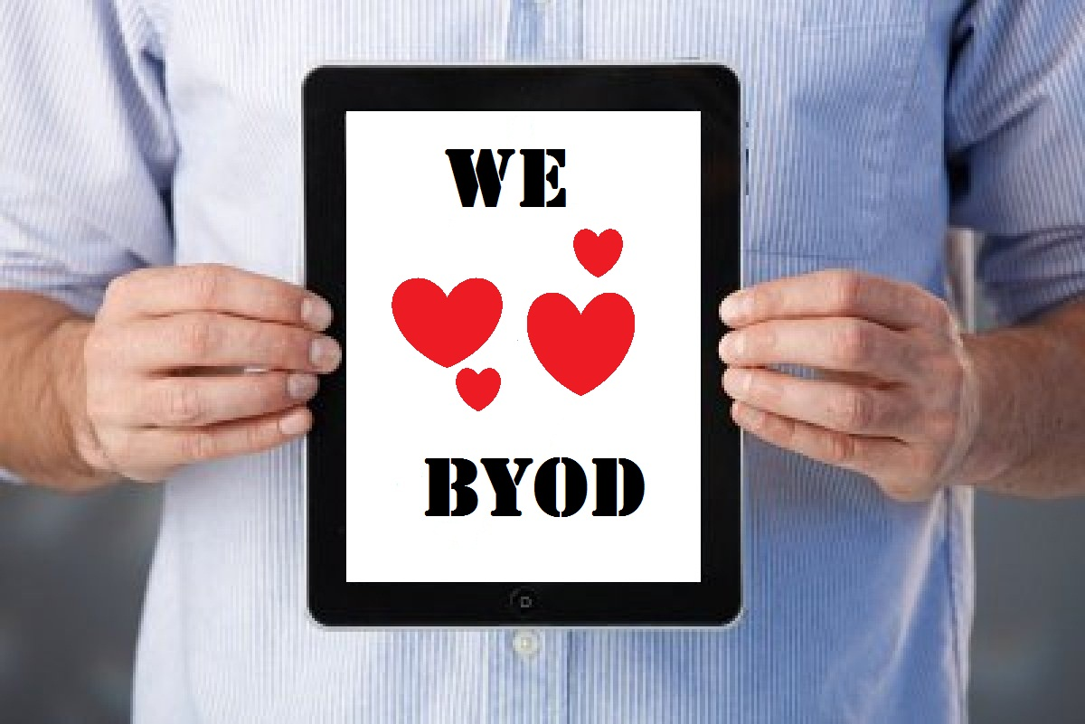 BYOD Begins With Trust and Respect