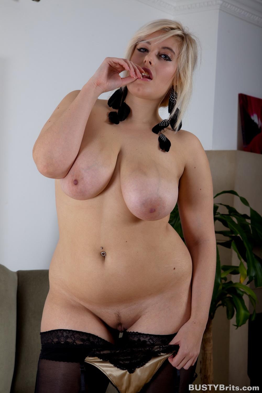 Alana brits busty