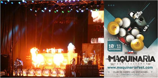Kiss Maquinaria Festival Santiago Chile 012