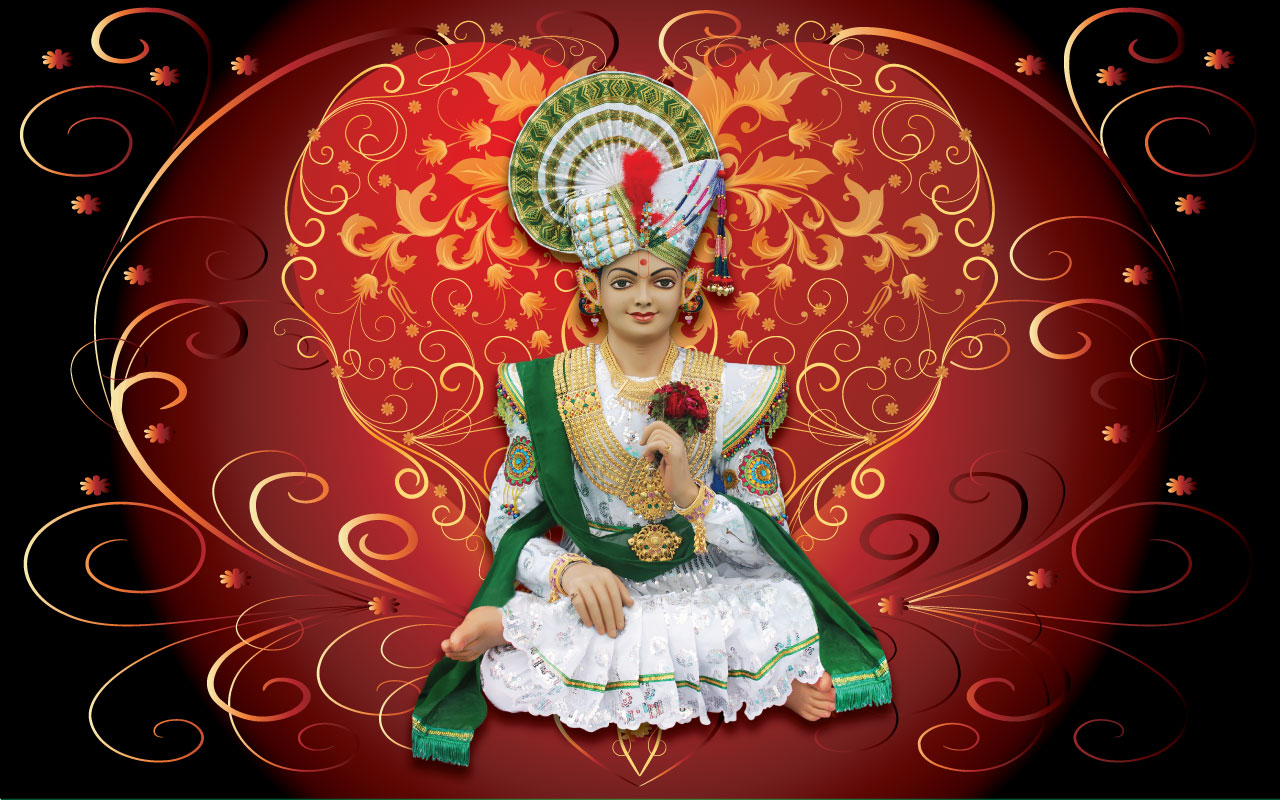 Swaminarayan Source Live Wallpaper Of Lord Gadget And PC