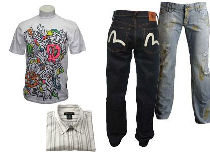 Designer Clothes For Men For Cheap clothing for men cheap