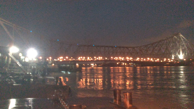Howrah Bridge / Rabindra Setu, Kolkata