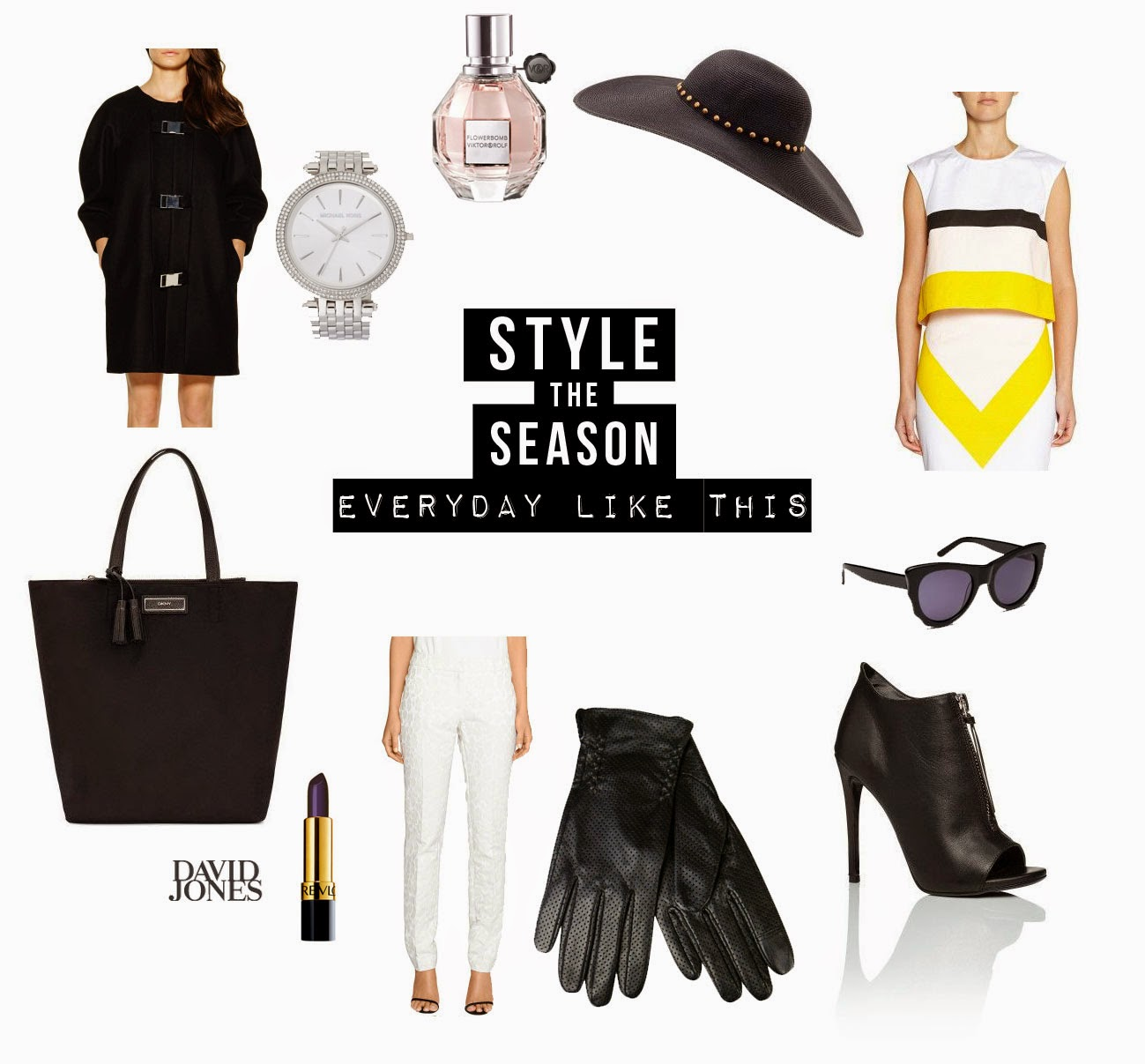 couturing fashion winter david jones tony bianco revlon ksubi camilla and marc michael kors