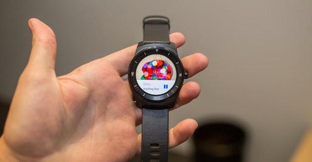 LG G Watch giảm giá 50 USD sau màn ra mắt của Apple Watch