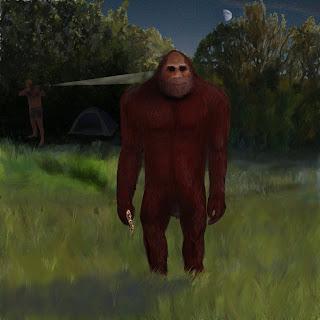 Bigfoot Sightings 2013