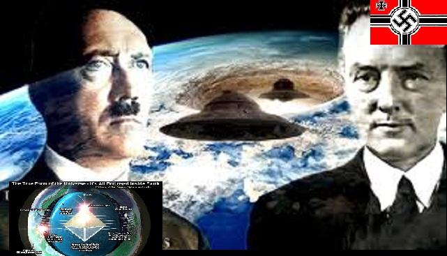 Διαστημόπλοιο Γαία τεχνητός πλανήτης έτσι έχει εξήγηση η κούφια Γη!!