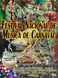 IV FESTIVAL MÚSICA DE CARNAVAL