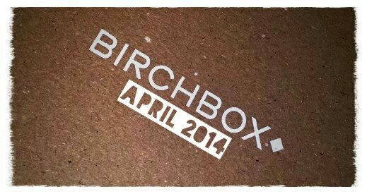 Birchbox April 2014