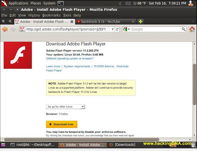 Download Adobe Air For Ubuntu 18.04 & 16.04