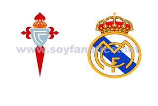 Celta de Vigo vs Real Madrid 2013