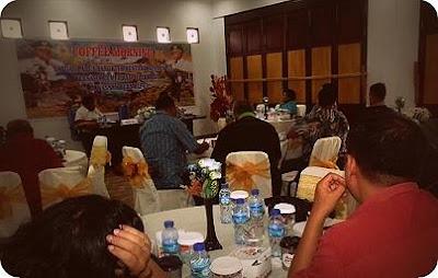 Satgas Papua Bangkit Prestasi KONI Papua Bahas Persiapan Menjelang PON XVI Jawa Barat
