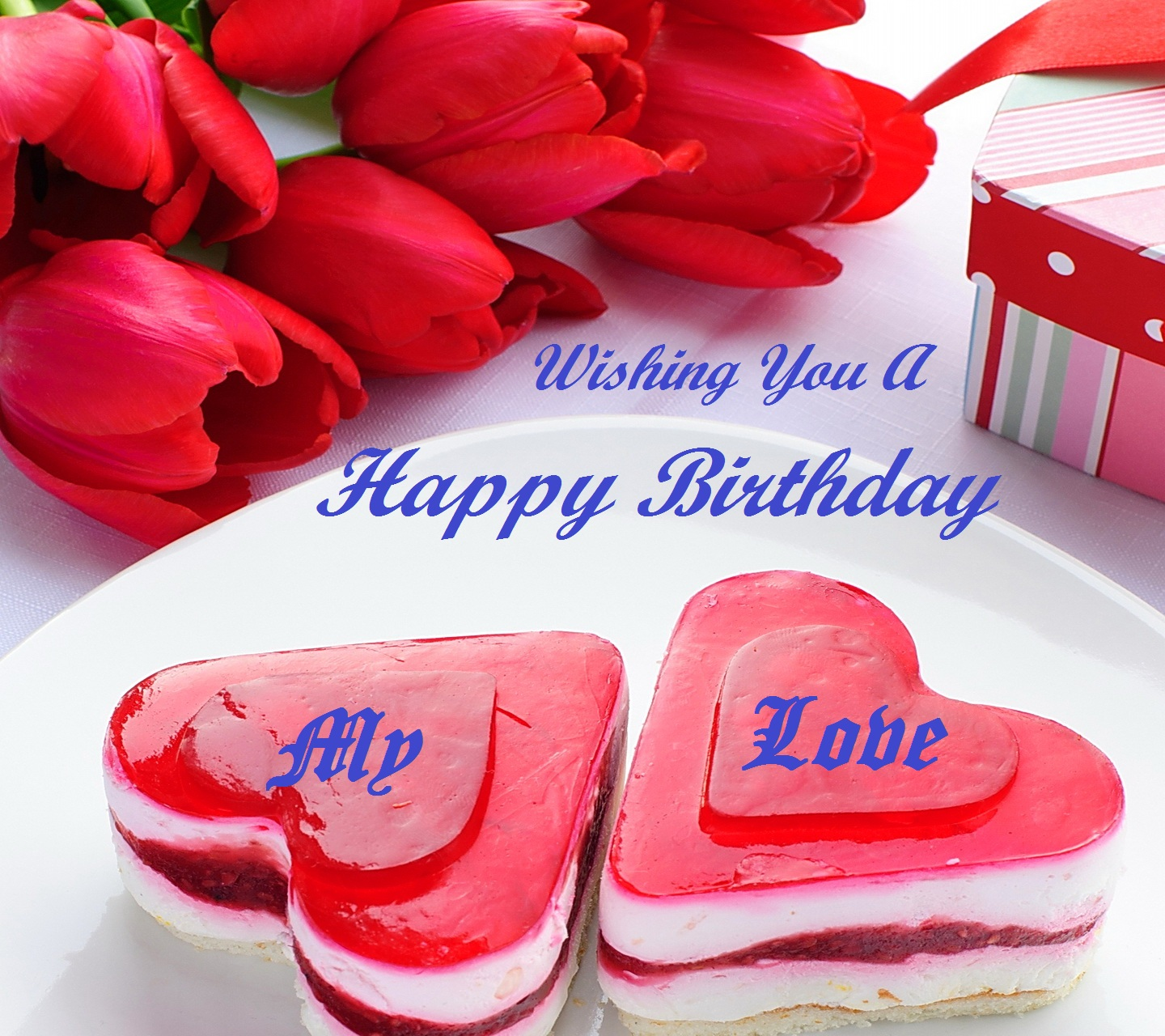Khushi For Life Best Birthday Wishes My Love Sweetheart Wife