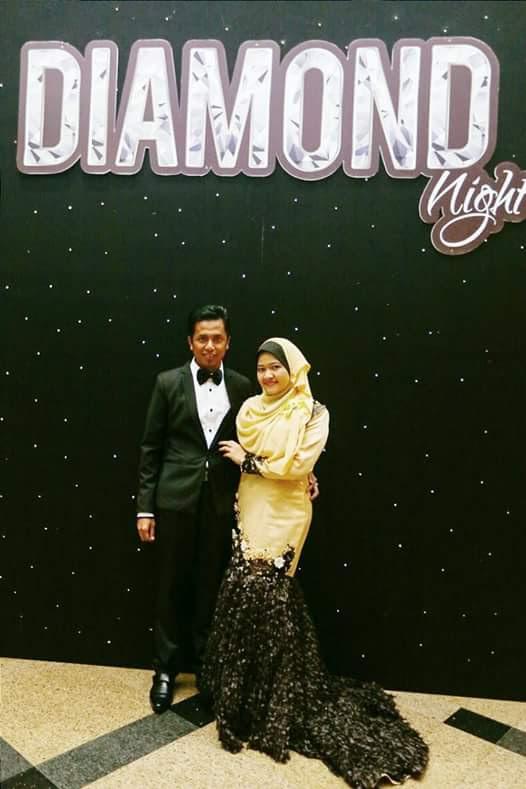 DSM Liyana Tahar & Husband