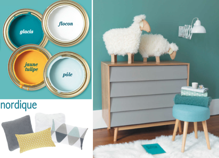 salon scandinave jaune la nouvelle collection maisons du monde focus sur le style - Chambre Scandinave Jaune